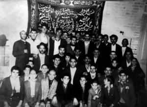 دهه 40 بیت الحسن المجتبی