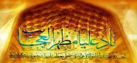 رسول الله میفرمایند:دروغ می گوید آنکس که می گوید حلال زاده است اما با علی بن ابیطالب (ع) دشمنی دارد