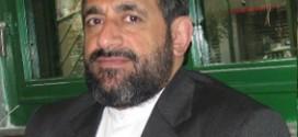 قرائت زیارت عاشورا حاج امیر کاتوزیان روز پنجم محرم