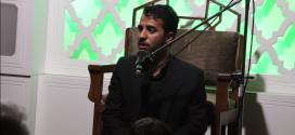 مداحی حاج علی کرمی روز چهارم محرم