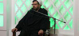 سخنرانی حجت الاسلام حاج شیخ عباس ابوالحسنی شام چهارم محرم