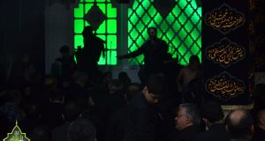 عکس | شب پنجم محرم 1438 بیت الحسن المجتبی (ع)